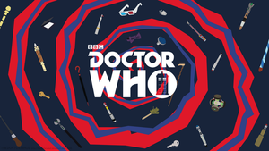 Doctor Who - Horror Channel Style Wallpaper V2 by theDoctorWHO2