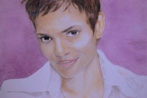 Halle Berry by Ed-Head73