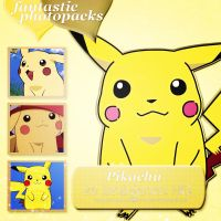 +Pikachu. by FantasticPhotopacks