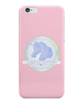'Limited Edition' Unicorn Phone Case by SugarHit