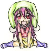 chibi nyu by XxMishapenHeartx by Elfen-Lied-Club