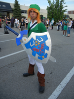 Anime North 2012 - Legend of Zelda Cosplay by jmcclare