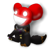 Looks Like Someone Likes Deadmau5 by The-Good-and-Strong