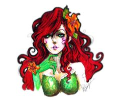 POISON IVY by 0Aqua-Mermaid0