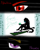 Face Down Cover by Toph-Rulz16