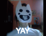 Meoooow - Zacharie (OFF game ) Cosplay by AoVick