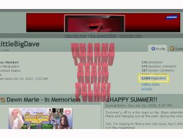 2000 Pageviews by LittleBigDave