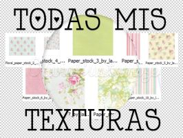 +Todas mis Texturas! by OliviaColors