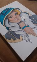Jaina Proudmore by Sew-What