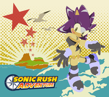 Sonic Rush Adventure: Fantasy by Professor-J