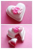 Heart Cake by Shiritsu
