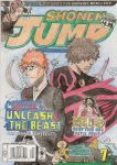 Shonen Jump cover contest submission (2010) by dizzymonster