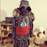 ACR Ezio Progress 85 percent by Forcebewitya
