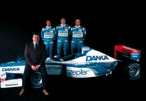 Danka Arrows Yamaha (1997) by F1-history