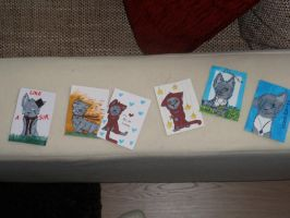Aceo Cards C: by LordNative