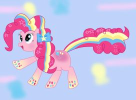 Rainbowfied Adventures - Pinkie Pie by 04StartyOnlineBC88