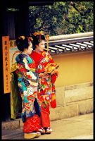 maiko by soyotome