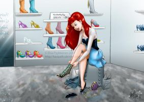 Shopaholic by Kasipallo