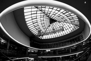 Shopping Mall by UdoChristmann