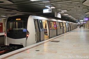 Bombardier Movia 346 metro train by ranger2011