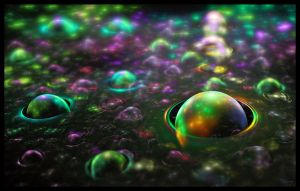 Bubble Nebulae by sequential