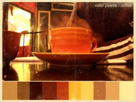 color palette-coffee by thomasdian