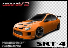 Nitto 1320 legends - SL SRT4 by SLRrazor