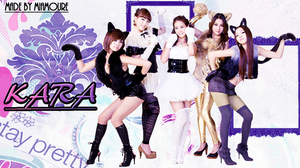KARA Wallpaper by MiAmoure