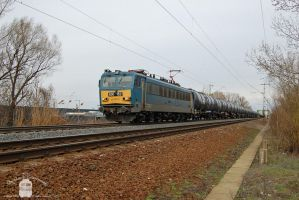 630 152 with freight near Gyor by morpheus880223