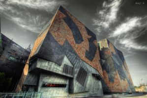 hdr - federation square by mayonzz