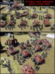 The Grot Rebellion Army by Proiteus