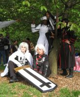 D. Gray Man: We are a family by echochronum