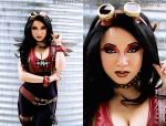 Crimson Chain Leatherworks by yayacosplay