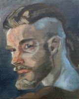 Ragnar Portrait by iamSteve155