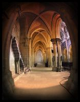 In Cathedra by paikan07