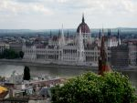 The Parliament of Hungary by BulletForPain