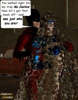 Ms Justice Networking by CaptainZammo