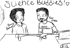 Science Buddies! by Lea-chan13