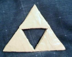Triforce by DuctileCreations