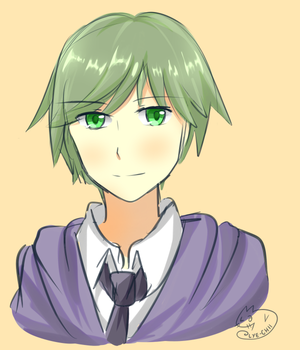 Oliver Sketch by Lye-chii