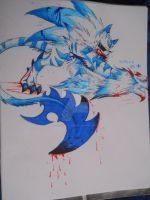 Blood beast by sonicxamylover