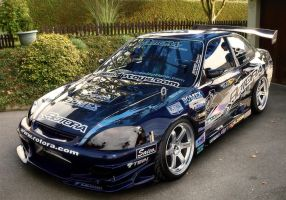 Honda Civic Rotora by EvolveKonceptz