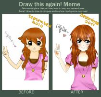 Before and After Meme by Mara-n