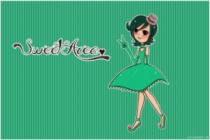 Saveurs land girls Mint of the Sweet area by G3N3