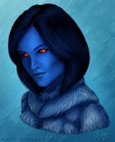 SWToR - Commission - Alis'hir'altara by JoJollyArt