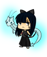 Gaia Commission Chibi by SarcasticSardines