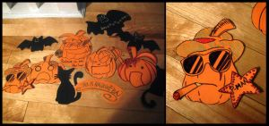 This is Hallowe'en by rukamousse
