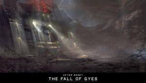 Fall of Gyes - The Bunker by AdamBurn