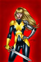 MAGIK (print) colors by me on photoshop CS4 !!! by carlosbragaART80