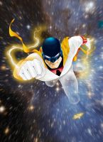 Space Ghost by PeejayCatacutan